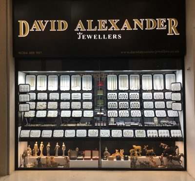David Alexander intu Merry Hill